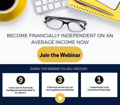 Free Webinar_ Become financial independent on an average income