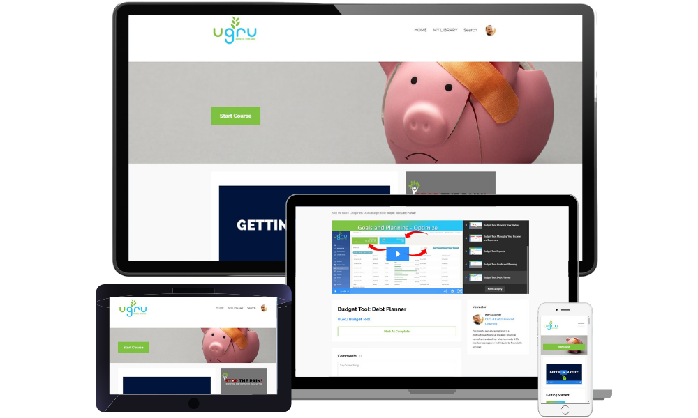 Discover Personal finance online courses now!