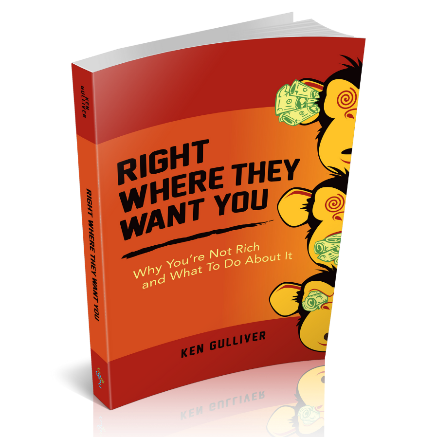 _Right Where They Want You_ Why You're not Rich and What to Do about It_ included with the course!