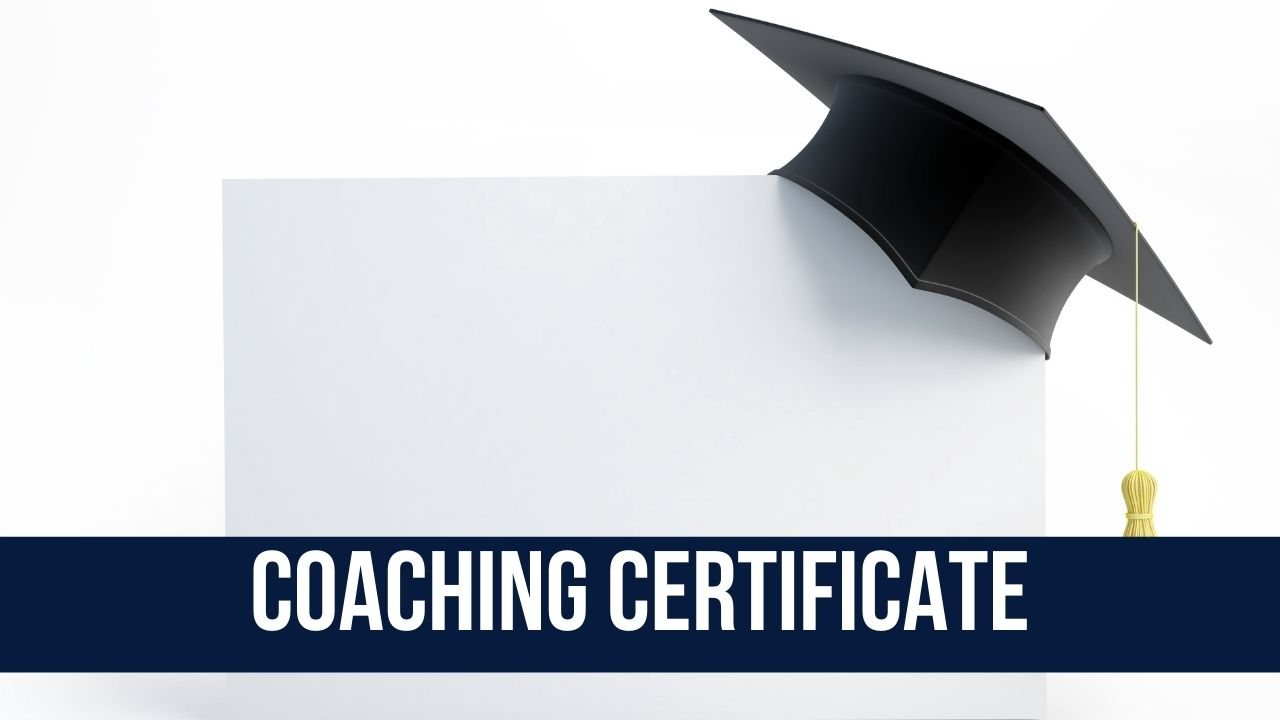 Why is UGRU Coach certificate important_ One word, proficiency!